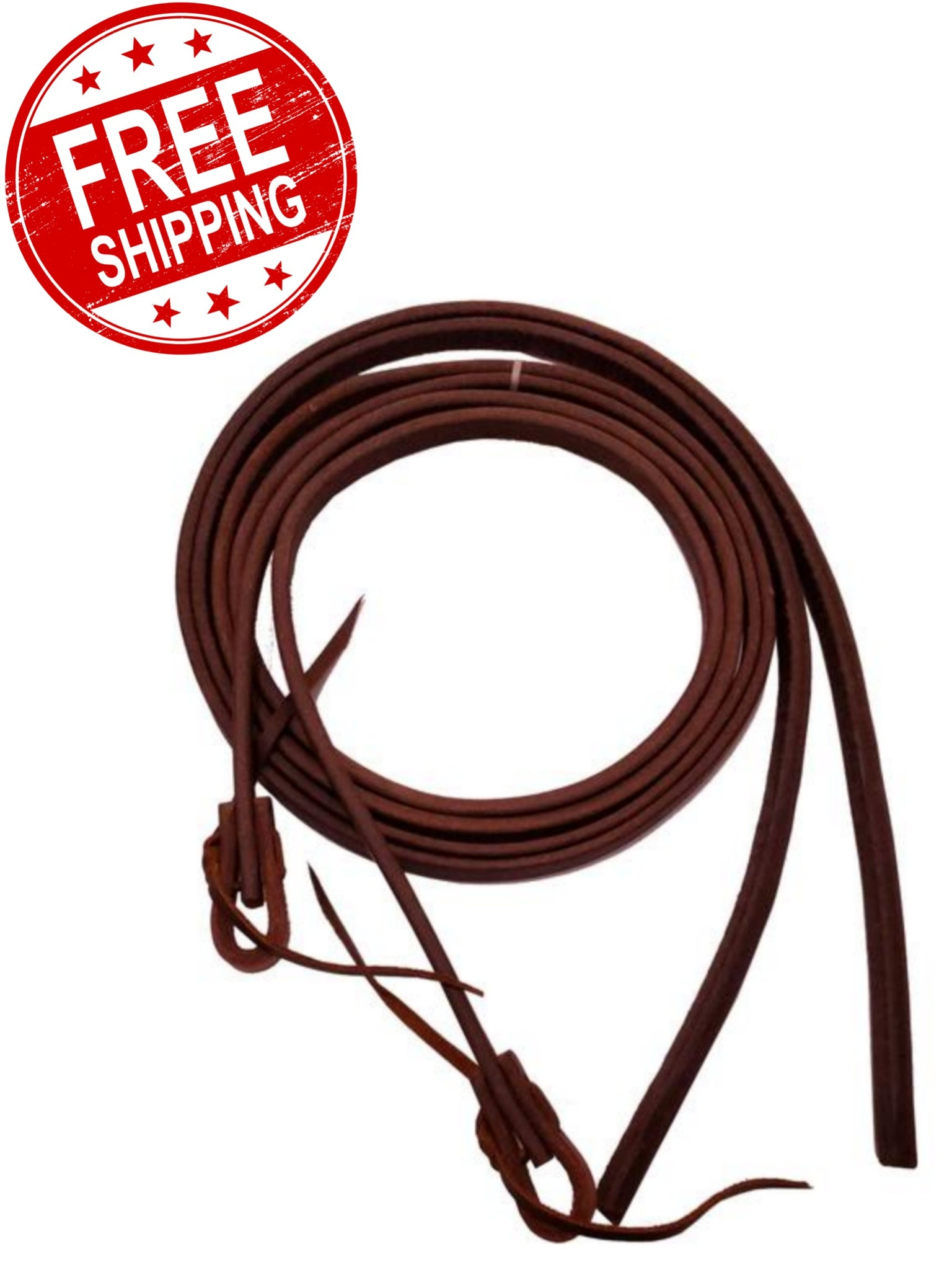 "Cowperson Tack 5/8"" Weighted Reins"