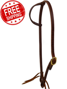 Cowperson Tack Single Ear Headstall