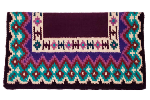 Yucca Flats G91 Turquoise Blanket