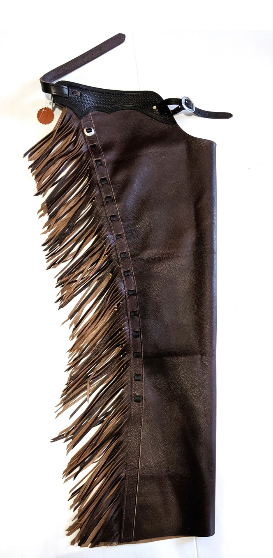 K Bar J Large Cowhorse Ranch Riding Chaps
