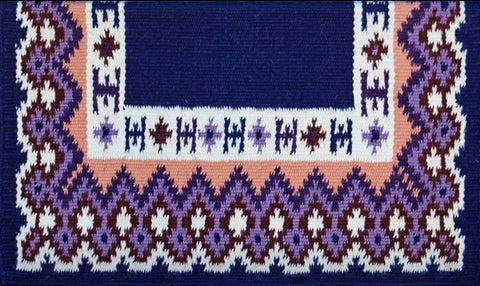 OVERSIZED YUCCA FLATS G98P BLANKET