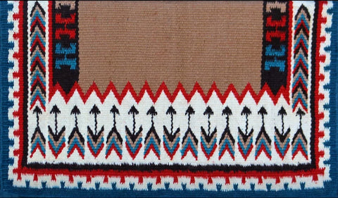 OVERSIZED YUCCA FLATS G153 BLANKET