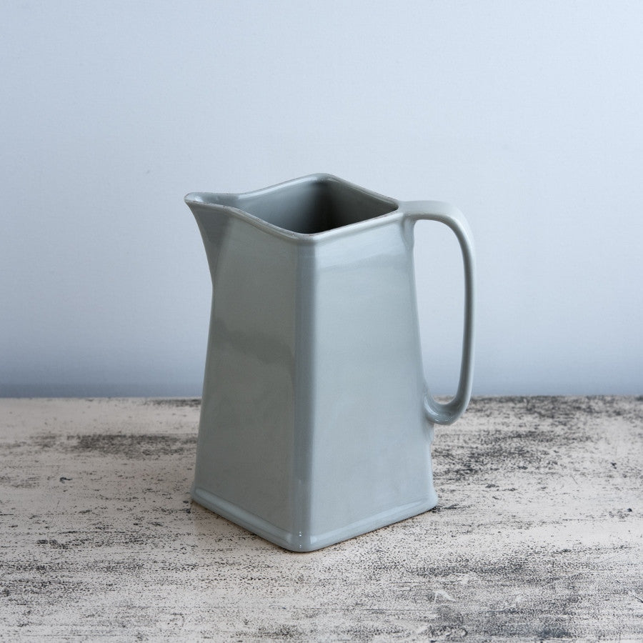 Ceramic Jug Taupe - Large