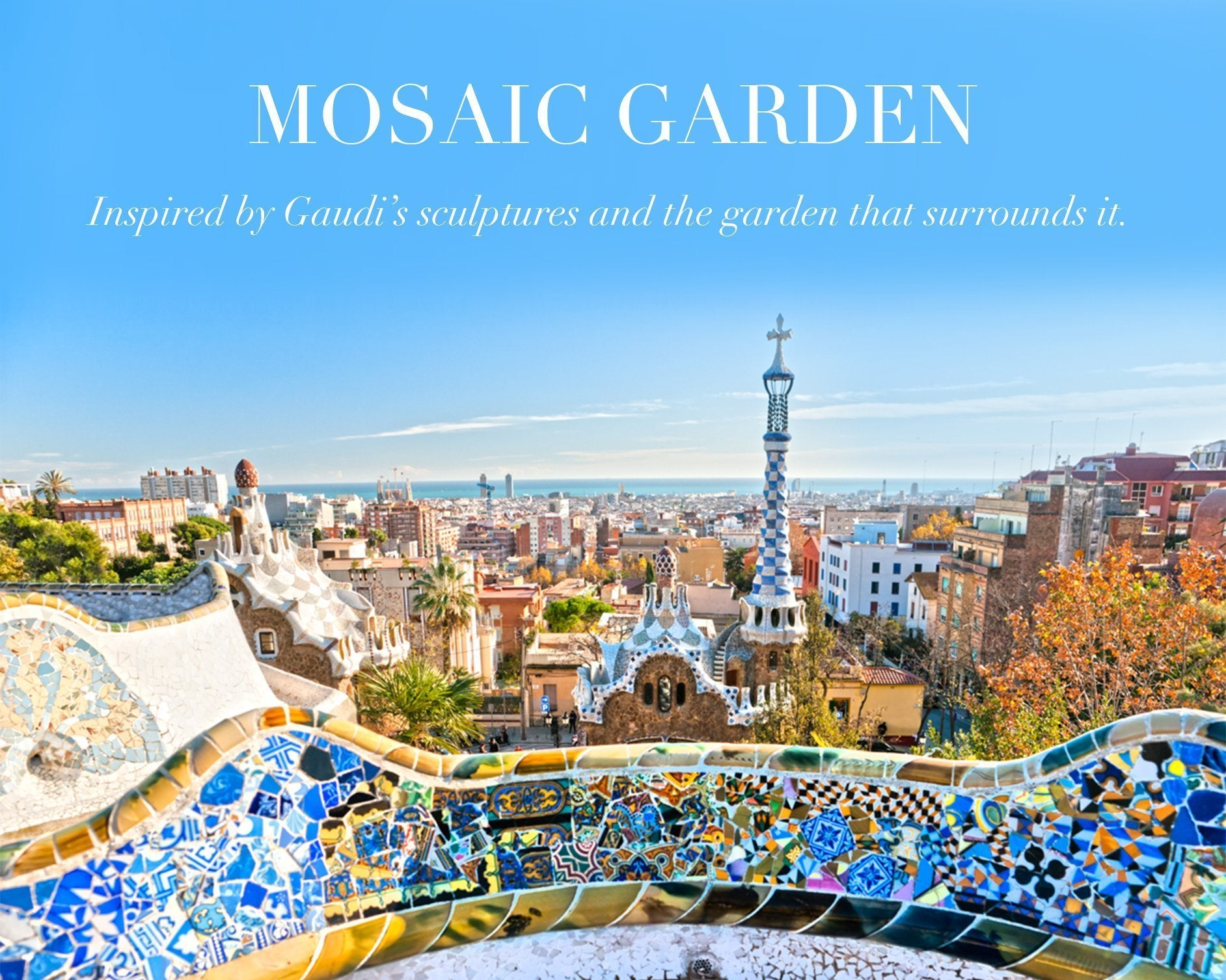 Fall 2018 Collection | MOSAIC GARDEN