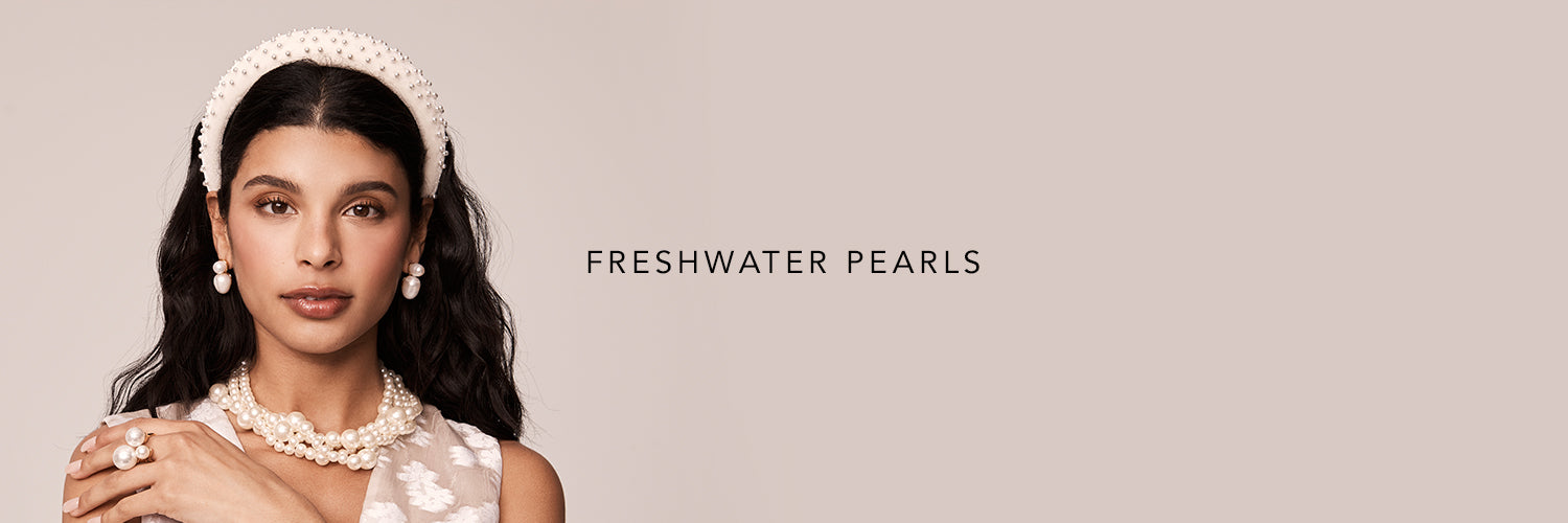 FRESHWATER PEARL COLLECTION