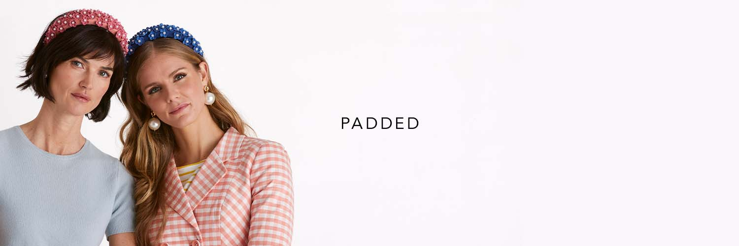 Padded Headbands