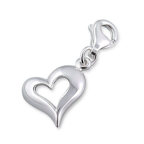 "Sterling Silver 3D ""LOVE CHOCOLATE"" Bar  Charm"