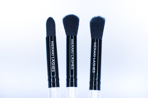 3pc Cleaning Brush Set