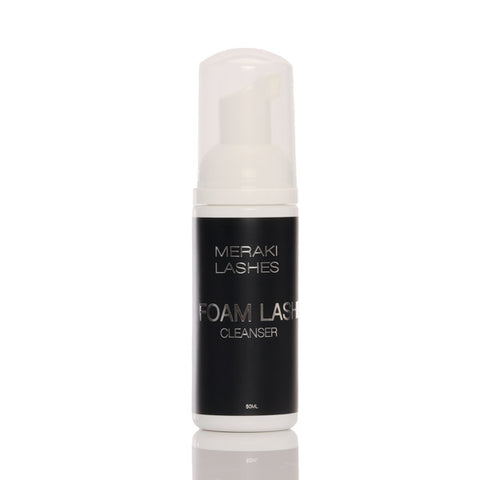 Foam Lash Cleanser