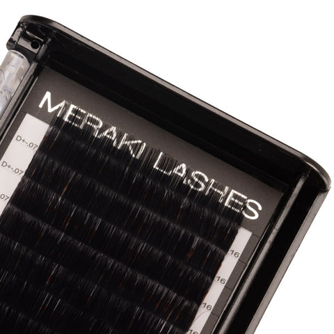 .07 Volume Lashes Mixed Length