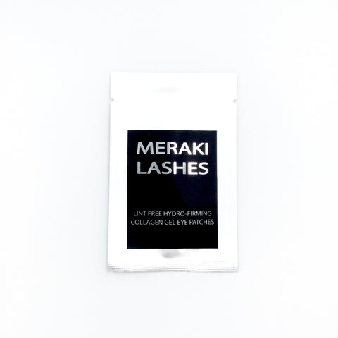 Replacement Heads for Covered Lash Brush (Pack of 10)