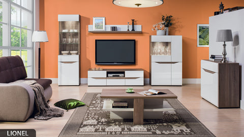 Lionel Bedroom & Living Room Furniture. European Style, UK Standard Quality, Premium Look Furniture.