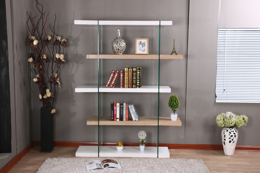 MODERNIQUE® INTERO Storage Book Shelf Tier Shelf with 3 and 5 shelves furniture
