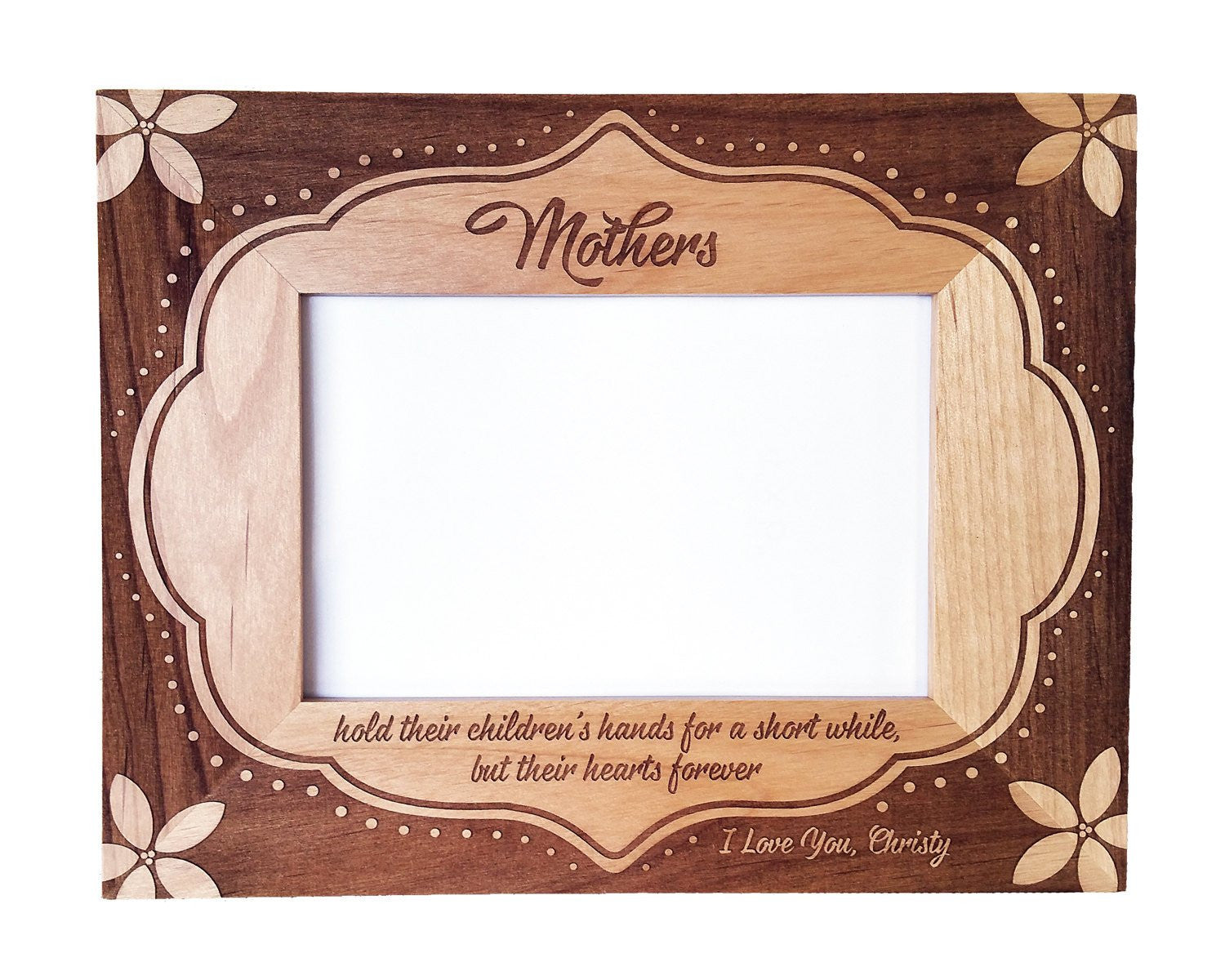 Mothers, Mom, Mothers Day Frame - Personalized