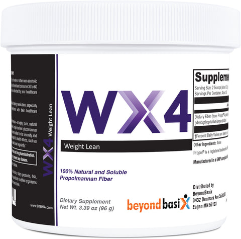 Wx4: Weight Lean