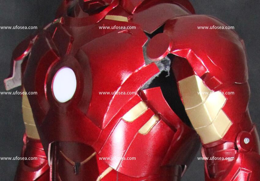 Iron Man 2 armor
