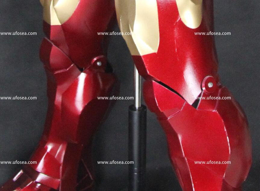 Iron Man 2 Tony Stark mk4 armor cosplay