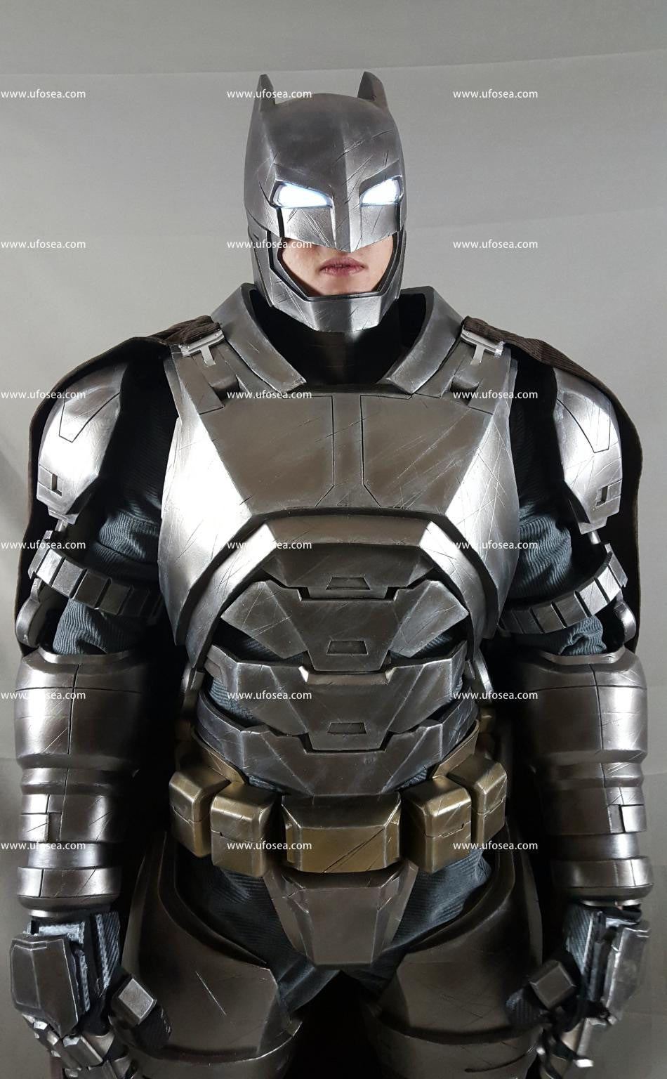 Batman Armor Reloaded Armor