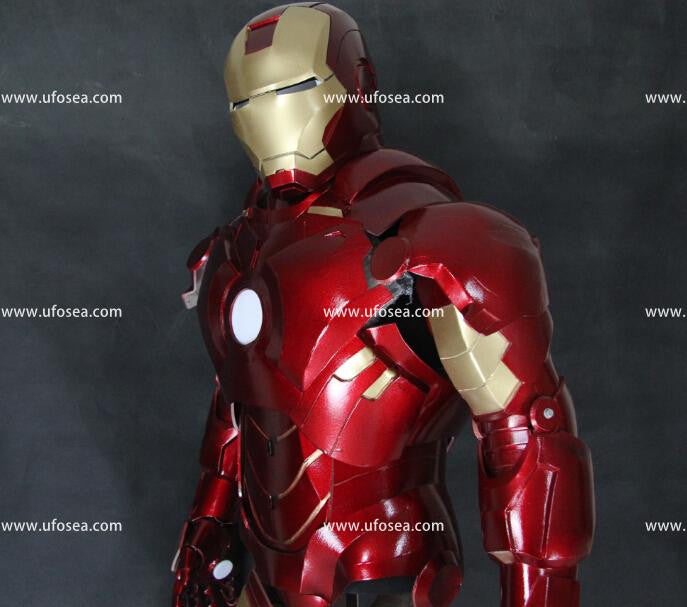 Iron Man 2 Tony Stark mk4 armor by ufosea