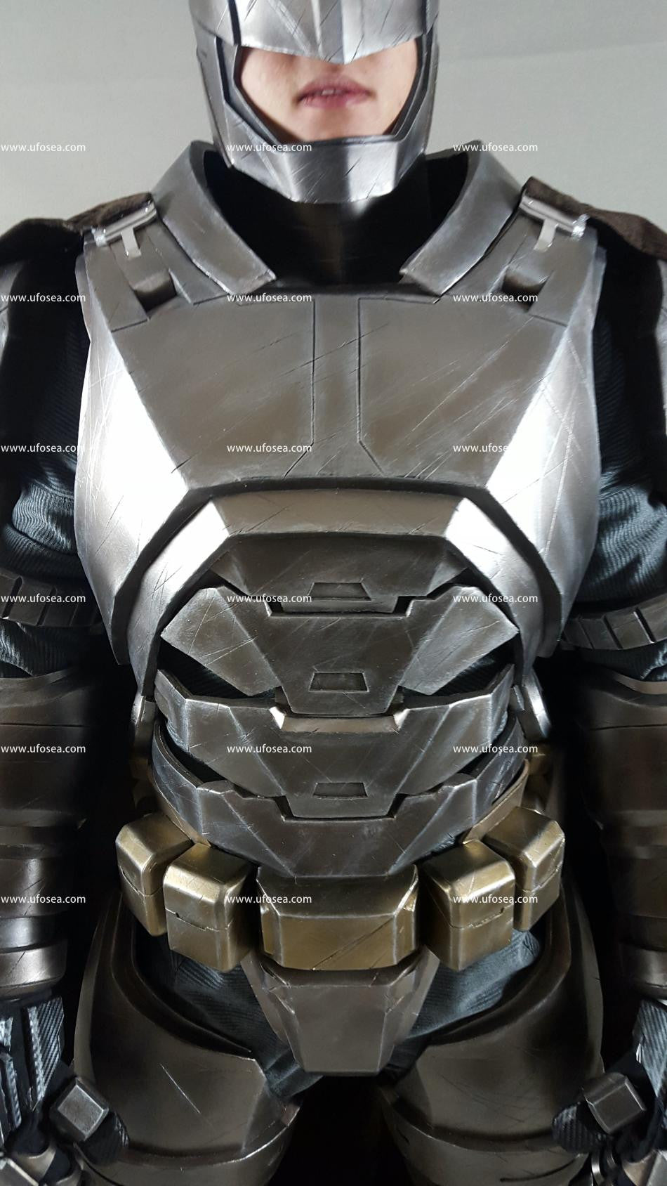 Batman v Superman Dawn of Justice Armor Batman Armor Reloaded Armor High degree of reduction