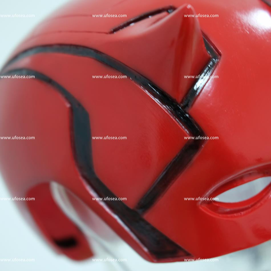 Daredevil Mask  Halloween Cosplay Matt Murdock Helmet