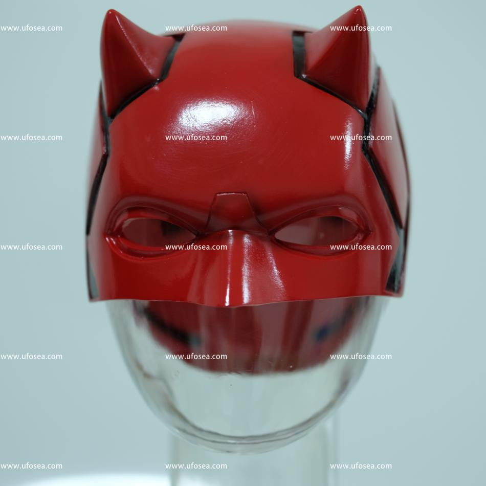 Daredevil Mask  Halloween Mask Video Props Matt Murdock Helmet