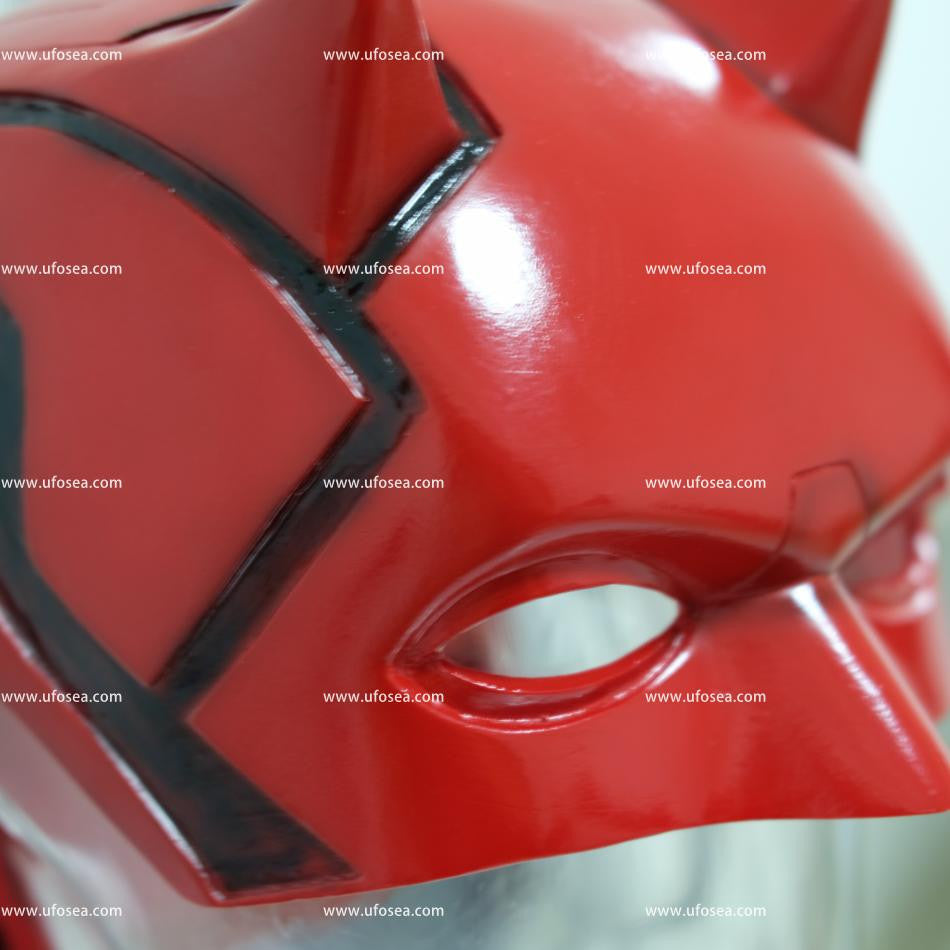 Daredevil Mask Halloween Mask Movie Props Matt Murdock Mask