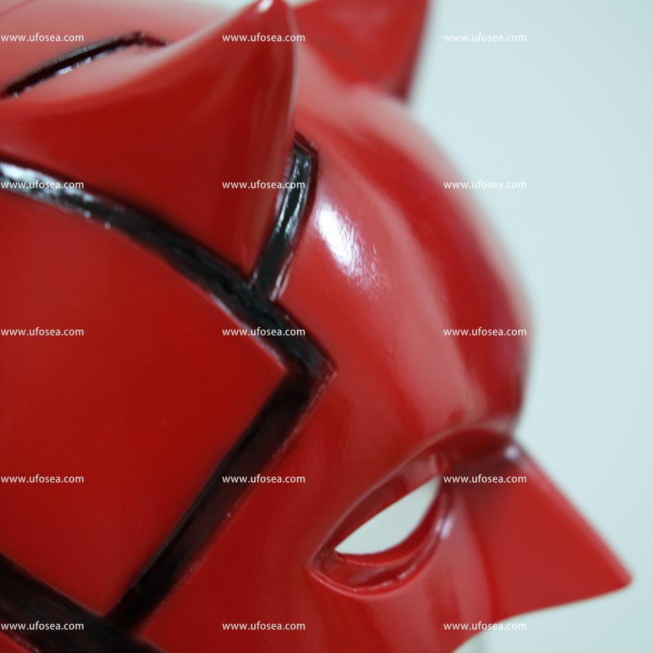 Daredevil Mask Halloween Mask Carnival Cosplay Movie Props Matt Murdock Helmet