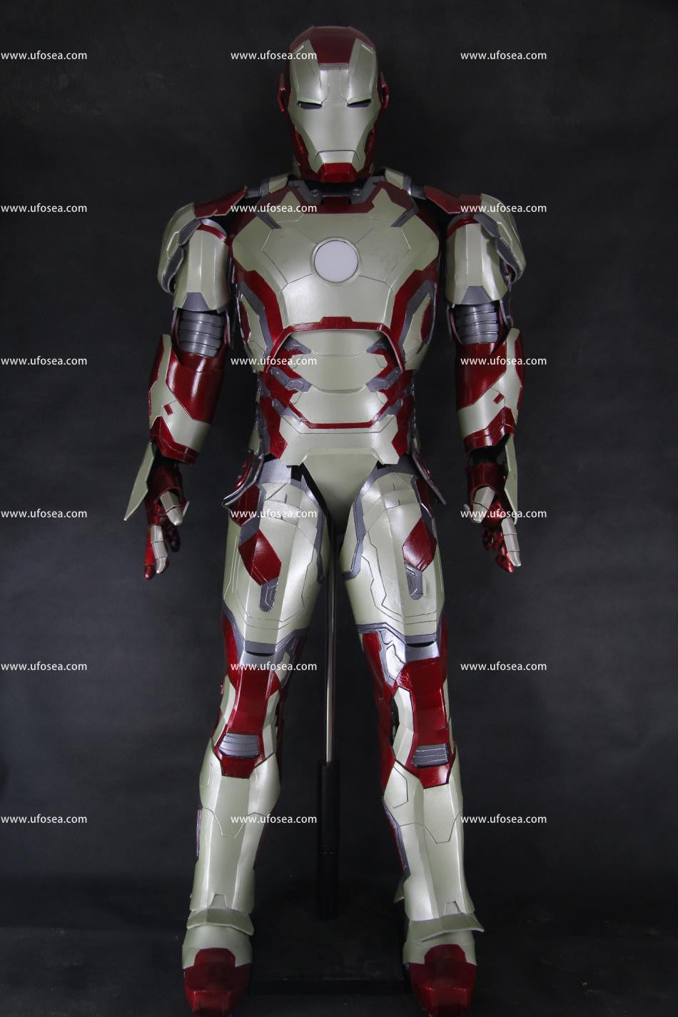 Iron Man 3 Armor Tony Stark mk42 Armor Private custom