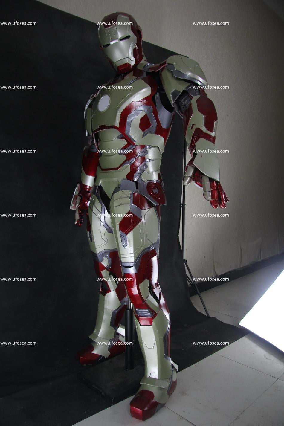 Tony Stark mk42 Armor Private custom