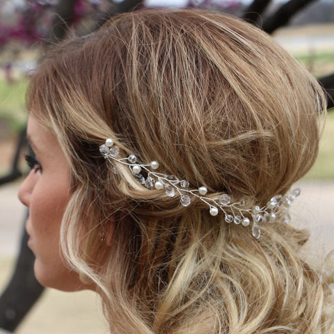 Crystal Hairband Strand