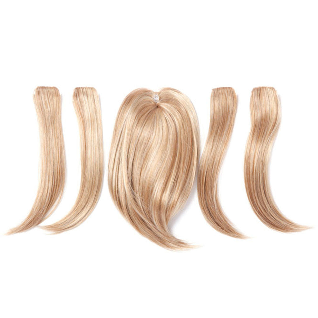 5 piece straight topper extension set toni brattin 5 piece straight topper extension set pmusecretfo Gallery