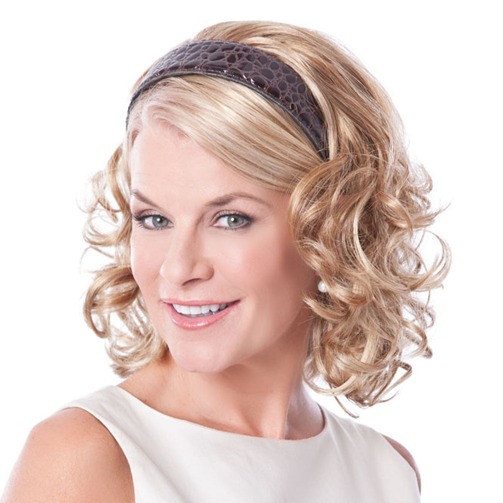 5 piece curl topper extension set toni brattin headband fall curls pmusecretfo Gallery