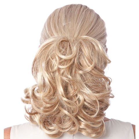 Toni Twin Clip Voluminous Curl