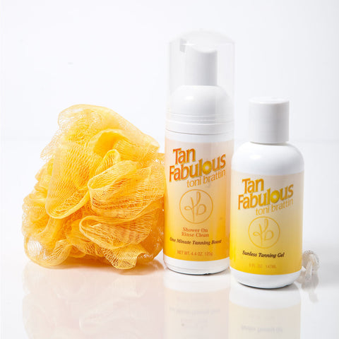 Tan Fabulous Combo Kit