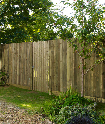 The Benefits Of Timber Fence Posts vs Concrete Posts