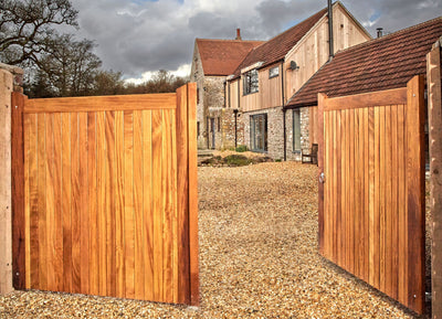 What To Consider when Buying A Timber Gate
