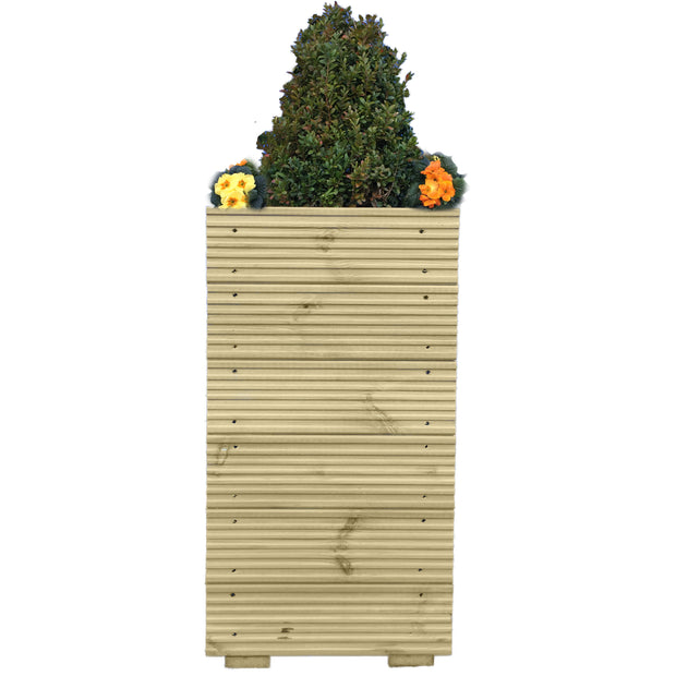 Tall Decking Planters Large - Ruby UK