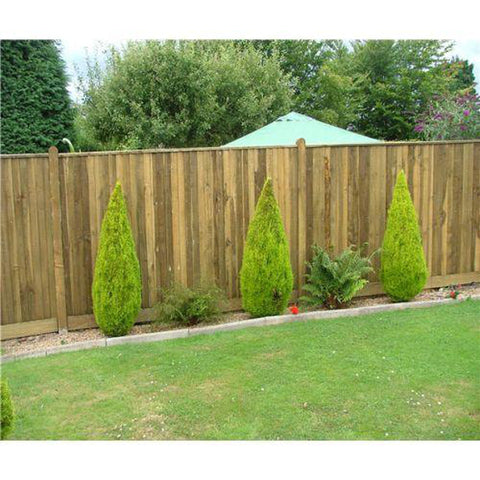 Featheredge Fencing Boards - Various Sizes