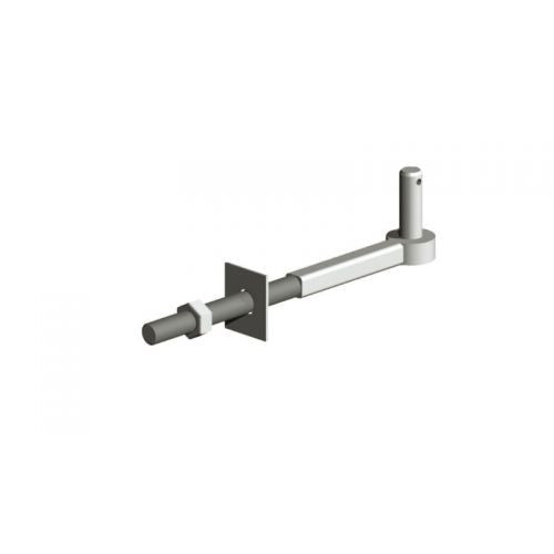 Hook To Bolt Gate Hinge Pin - Ruby UK