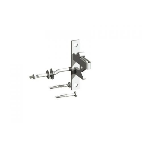 Self Locking Gate Catch - Auto Latch - Ruby UK