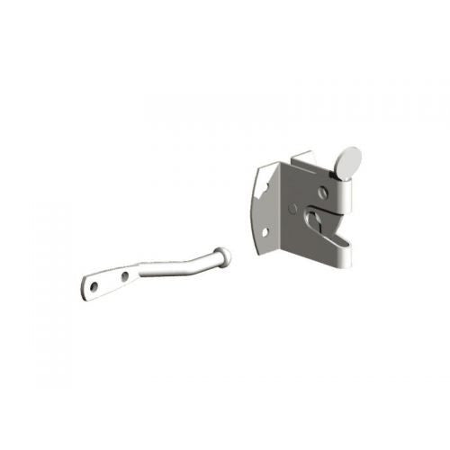 Lockable Automatic Gate Catch - Ruby UK