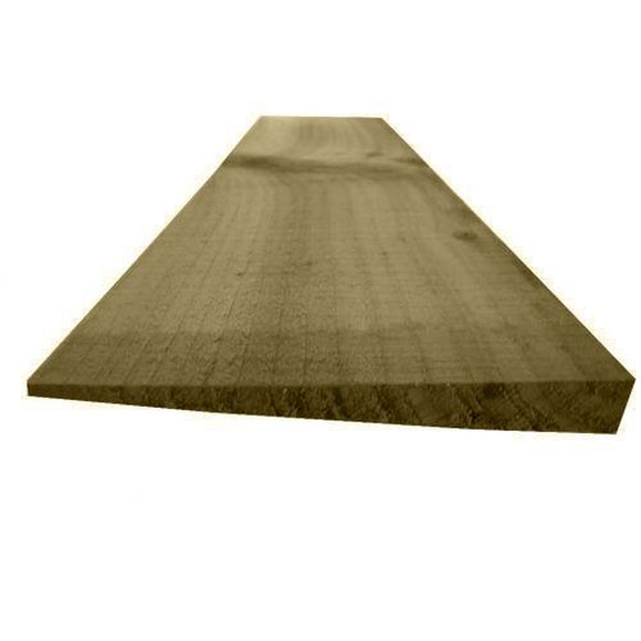 Featheredge Fencing Boards - Various Sizes - Ruby UK