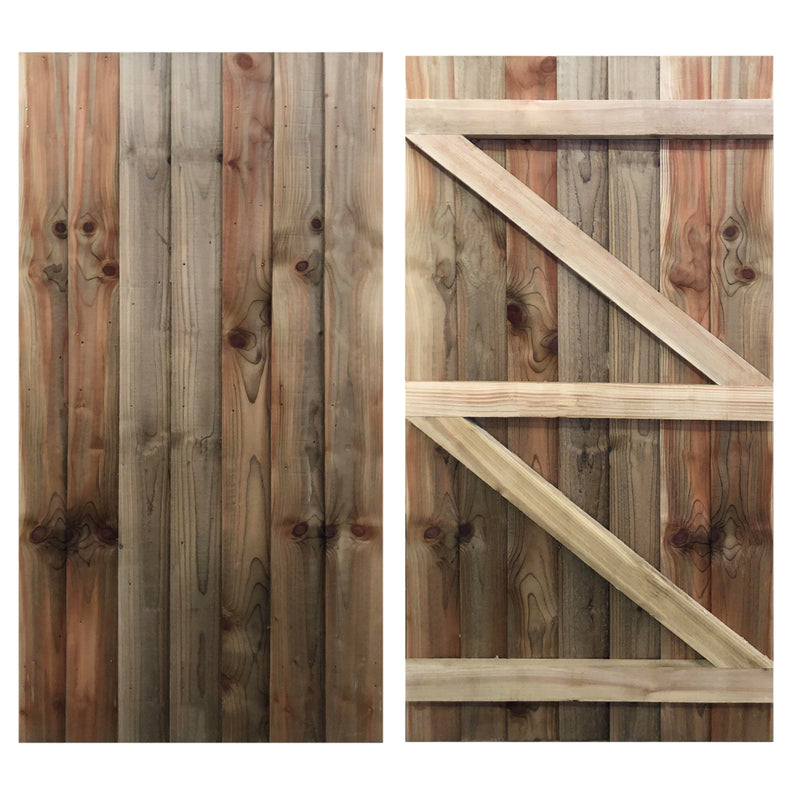 Side Gate Featheredge