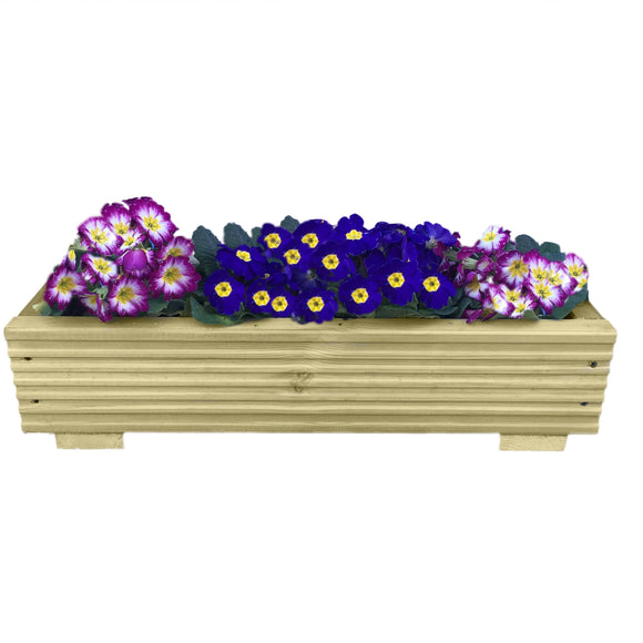 Long Decking Planter Window Box