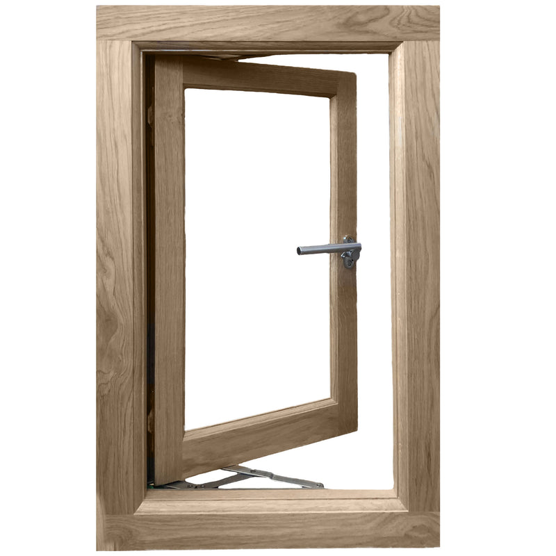 Solid Oak Window Frame