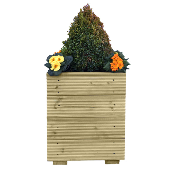 Tall Decking Planter - Ruby UK