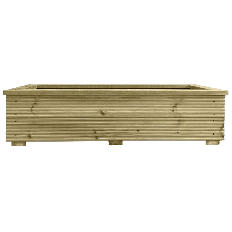 Premium Large Decking Planter - Ruby UK