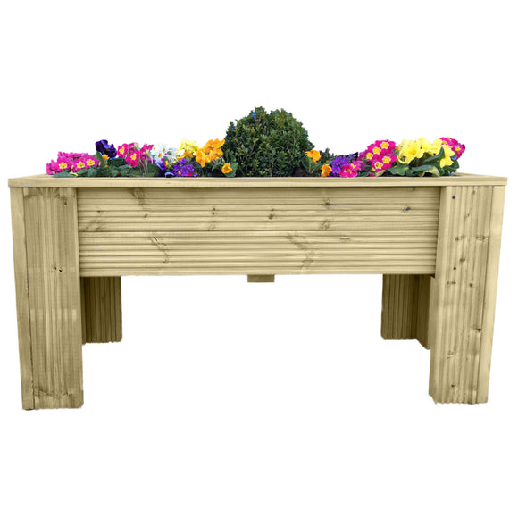 Premium Raised Planter - Ruby UK