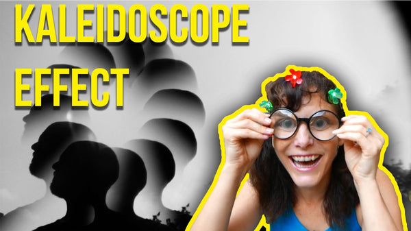 Episode 4 : Surreal Photo Art With Kaleidoscope Glasses